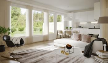 Visate-rakennuspalvelut-myytavat-asunnot-uudiskohteet-oulu-Liikkujantie-A-talo-visualisointi